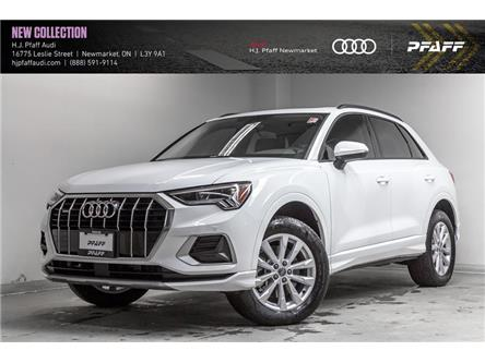 2021 Audi Q3 45 Komfort (Stk: A13433) in Newmarket - Image 1 of 22