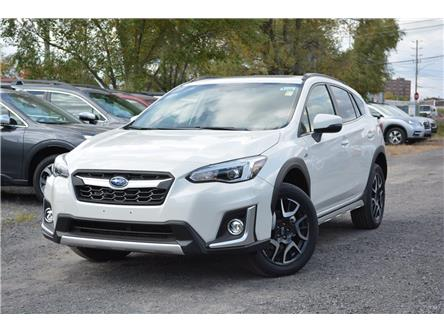 2020 Subaru Crosstrek Plug-in Hybrid Limited (Stk: SL781) in Ottawa - Image 1 of 20