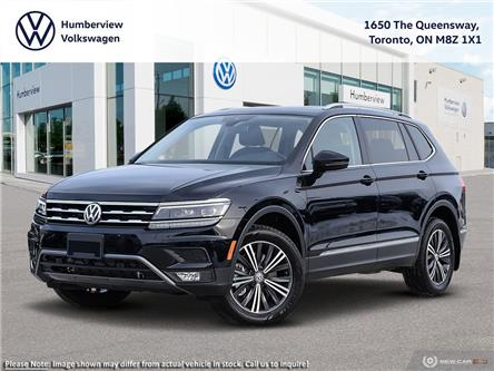 2020 Volkswagen Tiguan Highline (Stk: 98149) in Toronto - Image 1 of 10