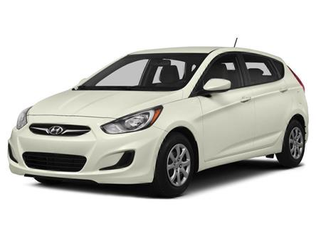 2014 Hyundai Accent GL (Stk: P1540A) in Woodstock - Image 1 of 10
