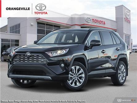 2021 Toyota RAV4 Limited (Stk: 21034) in Orangeville - Image 1 of 23