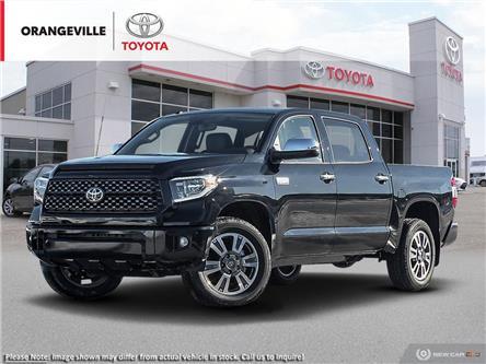 2020 Toyota Tundra Platinum (Stk: H20727) in Orangeville - Image 1 of 22