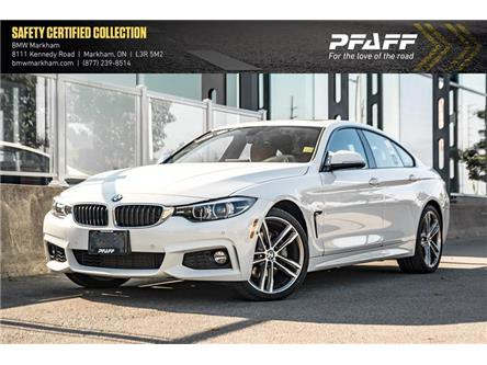 2018 BMW 440i xDrive Gran Coupe (Stk: O13440) in Markham - Image 1 of 22