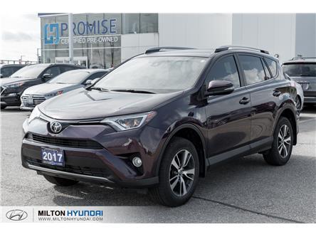 2017 Toyota RAV4 XLE (Stk: 362855) in Milton - Image 1 of 5