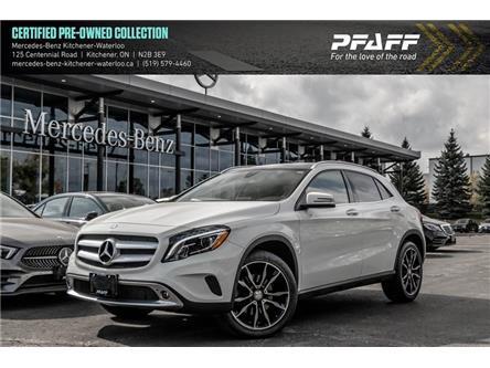 2017 Mercedes-Benz GLA 250 Base (Stk: K4152) in Kitchener - Image 1 of 22