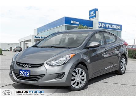 2013 Hyundai Elantra GL (Stk: 226097) in Milton - Image 1 of 13