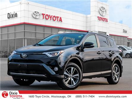 2017 Toyota RAV4 XLE (Stk: D201856A) in Mississauga - Image 1 of 30