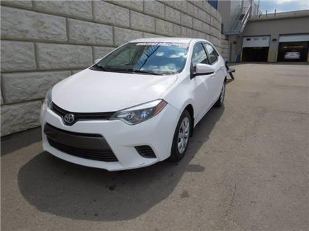 2016 Toyota Corolla CE (Stk: D00372AB) in Fredericton - Image 1 of 17