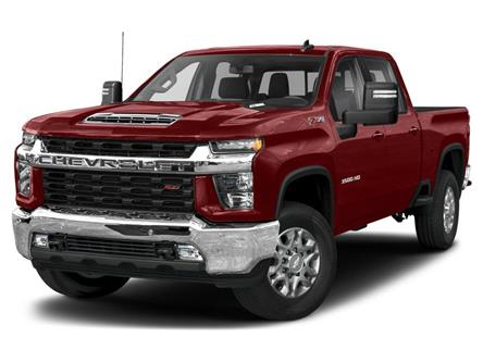 2020 Chevrolet Silverado 3500HD LT (Stk: 221360) in Brooks - Image 1 of 9