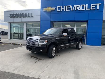 2013 Ford F-150 Platinum (Stk: 221207) in Fort MacLeod - Image 1 of 12