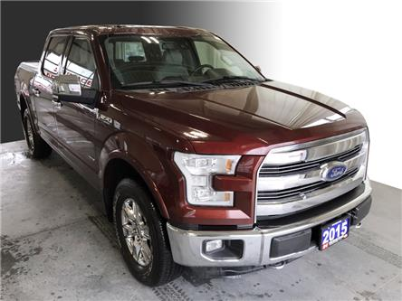 2015 Ford F-150 Lariat (Stk: MH39287) in Stratford - Image 1 of 16