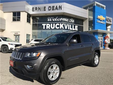 2015 Jeep Grand Cherokee Laredo (Stk: 15437A) in Alliston - Image 1 of 13