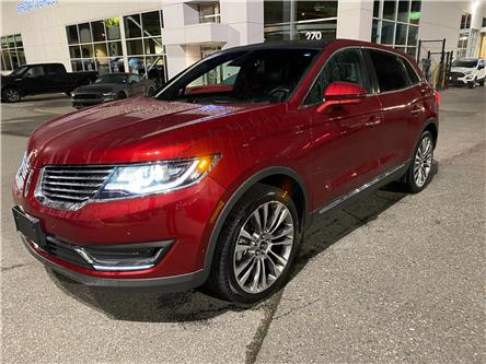 2018 Lincoln MKX Reserve (Stk: OP20354) in Vancouver - Image 1 of 28