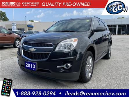 2013 Chevrolet Equinox 1LT (Stk: 20-0568A) in LaSalle - Image 1 of 23