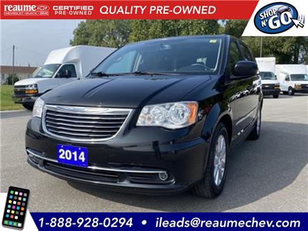 2014 Chrysler Town & Country Touring (Stk: 20-0694A) in LaSalle - Image 1 of 23