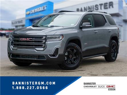 2020 GMC Acadia AT4 (Stk: 20-182) in Edson - Image 1 of 17