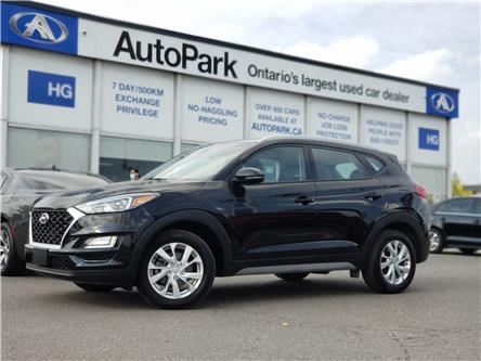 2019 Hyundai Tucson Preferred (Stk: 19-38605RJB) in Brampton - Image 1 of 21