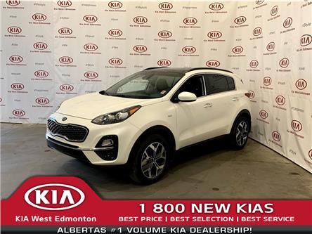 2020 Kia Sportage EX Premium (Stk: 22538) in Edmonton - Image 1 of 31
