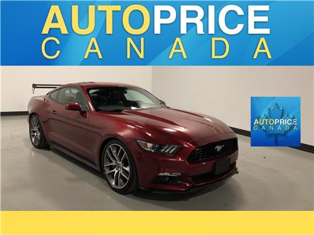 2017 Ford Mustang EcoBoost Premium (Stk: D2094) in Mississauga - Image 1 of 21