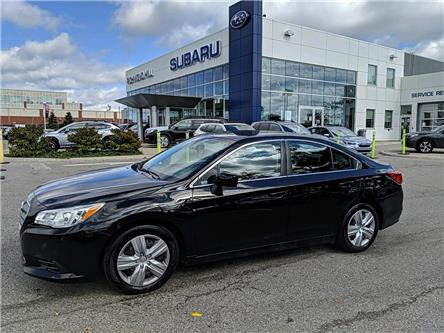 2016 Subaru Legacy 2.5i (Stk: LP0453) in RICHMOND HILL - Image 1 of 17