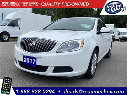 2017 Buick Verano Base (Stk: 20-0226A) in LaSalle - Image 1 of 22
