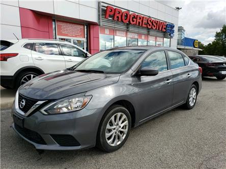 2019 Nissan Sentra 1.8 S (Stk: KY338841) in Sarnia - Image 1 of 3