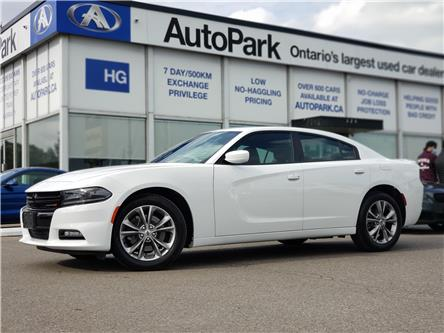 2020 Dodge Charger SXT (Stk: 20-47290) in Brampton - Image 1 of 25