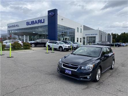 2016 Subaru Impreza 2.0i Sport Package (Stk: LP0448) in RICHMOND HILL - Image 1 of 28