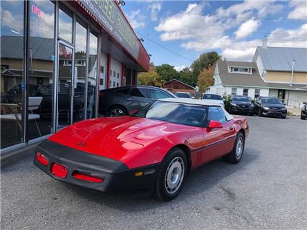 1987 Chevrolet Corvette  (Stk: ) in Ottawa - Image 1 of 26