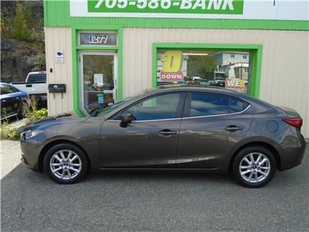 2016 Mazda Mazda3 GS (Stk: ) in Sudbury - Image 1 of 6