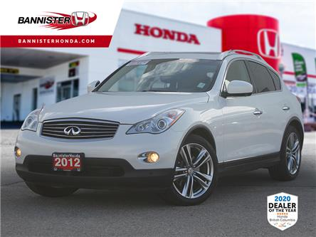2012 Infiniti EX35 Luxury (Stk: P20-107) in Vernon - Image 1 of 12