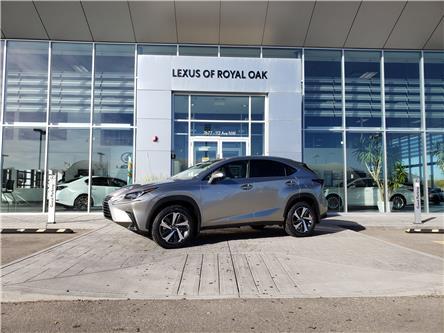 2021 Lexus NX 300 Base (Stk: L21024) in Calgary - Image 1 of 12