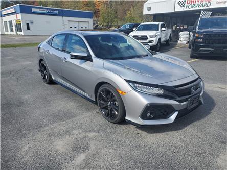 2018 Honda Civic Sport Touring (Stk: DF1873) in Sudbury - Image 1 of 26