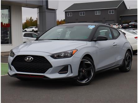 2019 Hyundai Veloster Turbo Tech (Stk: 200994B) in Fredericton - Image 1 of 17
