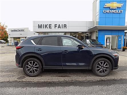 2017 Mazda CX-5 GT (Stk: 20009B) in Smiths Falls - Image 1 of 12