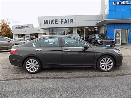 2013 Honda Accord Touring (Stk: 20353B) in Smiths Falls - Image 1 of 12