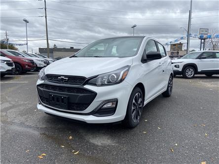 2021 Chevrolet Spark 1LT CVT (Stk: M010) in Thunder Bay - Image 1 of 20