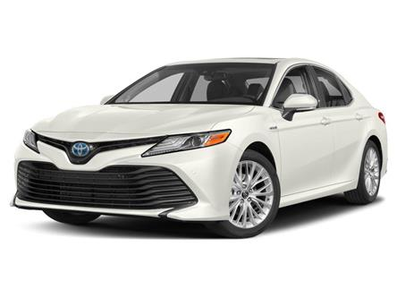 2020 Toyota Camry Hybrid SE (Stk: 51719) in Sarnia - Image 1 of 9