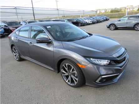 2020 Honda Civic Touring (Stk: 200474) in Airdrie - Image 1 of 8