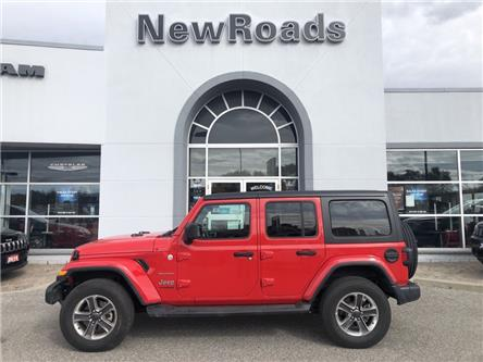 2020 Jeep Wrangler Unlimited Sahara (Stk: 25065P) in Newmarket - Image 1 of 12