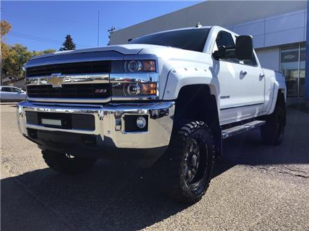 2015 Chevrolet Silverado 2500HD LTZ (Stk: 150409) in Brooks - Image 1 of 19