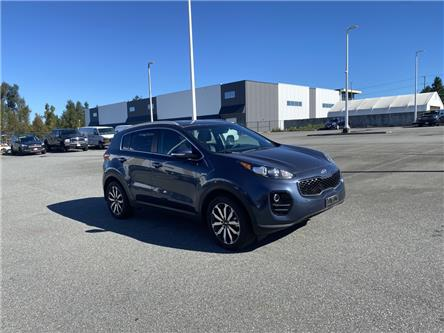 2018 Kia Sportage EX (Stk: M1703) in Abbotsford - Image 1 of 14