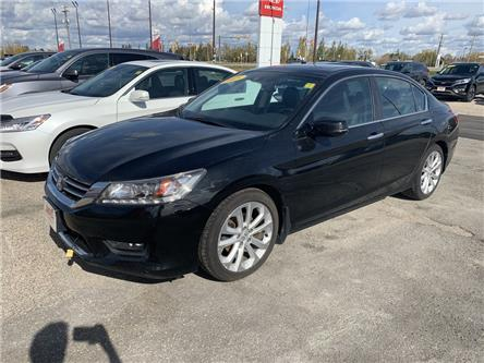 2015 Honda Accord Touring (Stk: 20262A) in Steinbach - Image 1 of 20