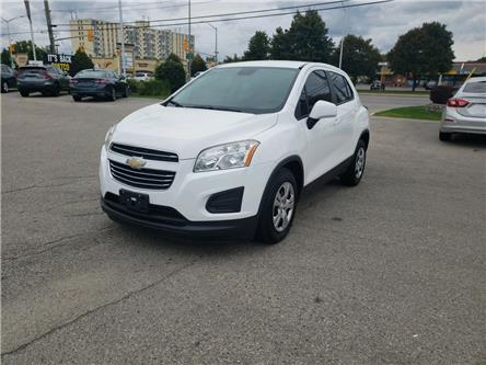 2016 Chevrolet Trax LS (Stk: 114665) in London - Image 1 of 17