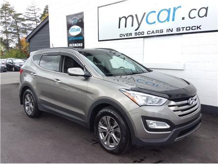 2016 Hyundai Santa Fe Sport 2.4 Luxury (Stk: 201022) in Ottawa - Image 1 of 22
