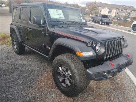 2021 Jeep Wrangler Unlimited Rubicon (Stk: 21-04) in Huntsville - Image 1 of 18