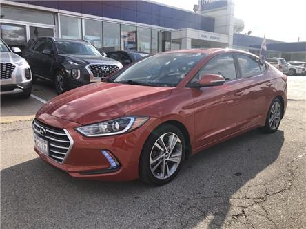 2017 Hyundai Elantra GLS (Stk: 11667P) in Scarborough - Image 1 of 17