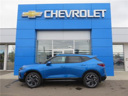 2020 Chevrolet Blazer RS (Stk: 20177) in STETTLER - Image 1 of 21