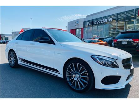 2018 Mercedes-Benz AMG C 43 Base (Stk: U16722A) in Thornhill - Image 1 of 24