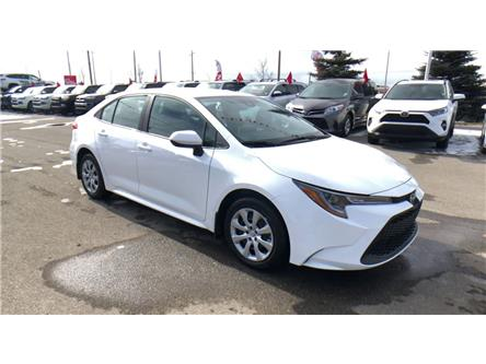 2020 Toyota Corolla LE (Stk: T201047) in Calgary - Image 1 of 24